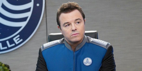 Seth MacFarlane Reveals The Most Challenging Orville Episode...So Far