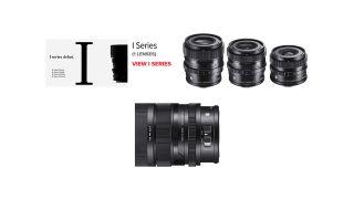 Sigma I series Sony E lenses listing image