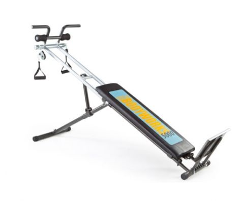 Weider Total Body Works 5000 Review - Pros, Cons and Verdict