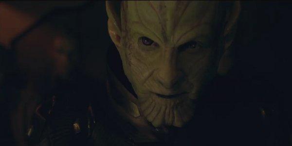 Did The Captain Marvel Trailer Tip Off A Big Skrull Reveal