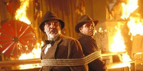 Sean Connery's 10 Best Indiana Jones And The Last Crusade Moments