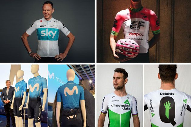 Which WorldTour team has the best kit for 2018  - Cycling Weekly 934ce04b2