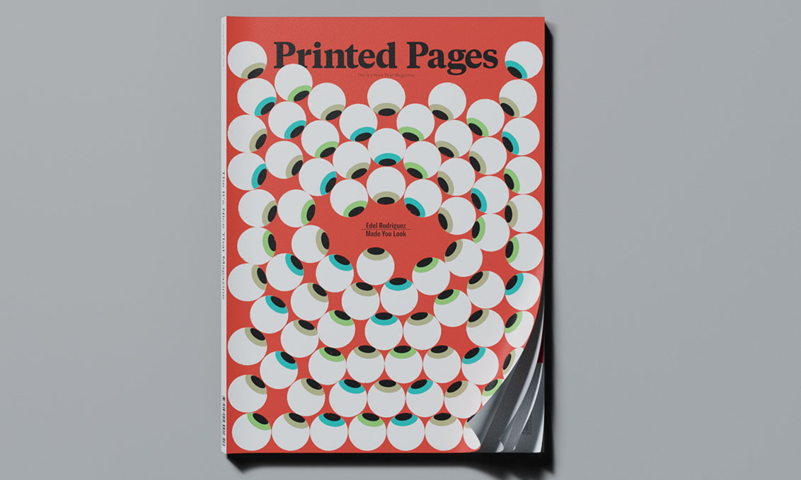 Printed Pages magazine