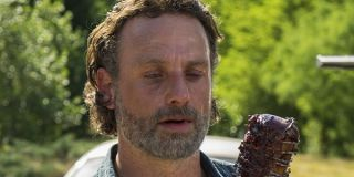 the walking dead rick lucille