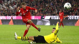 Bayern Munich vs. Borussia Dortmund live stream