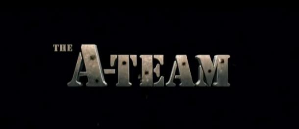 The A-Team Trailer In HD With Screencaps #2242