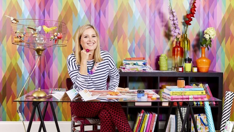 At home with Sophie Robinson