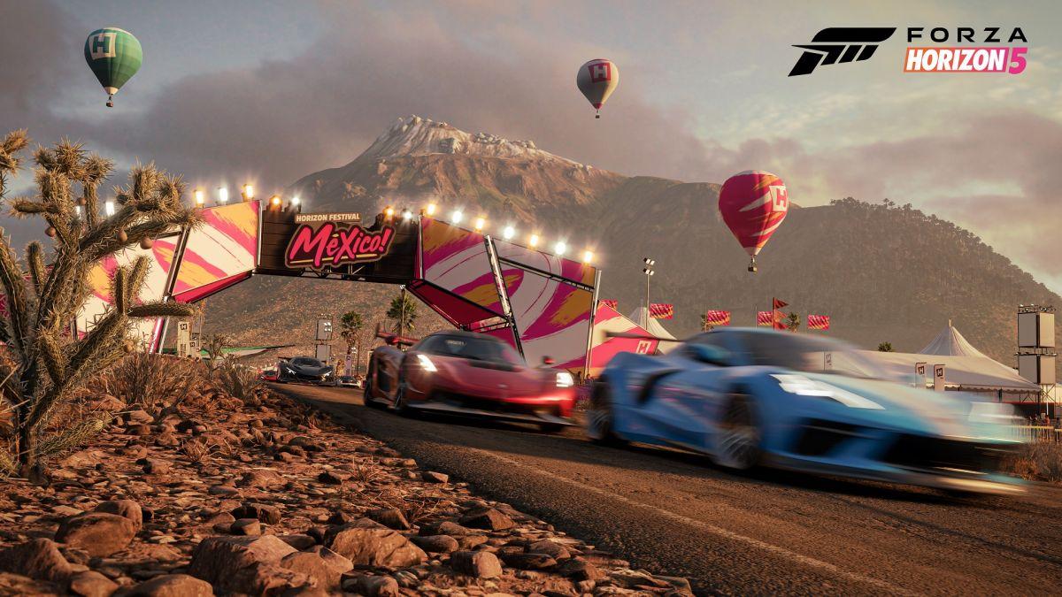 Forza Horizon 5 multiplayer gameplay reveals new modes