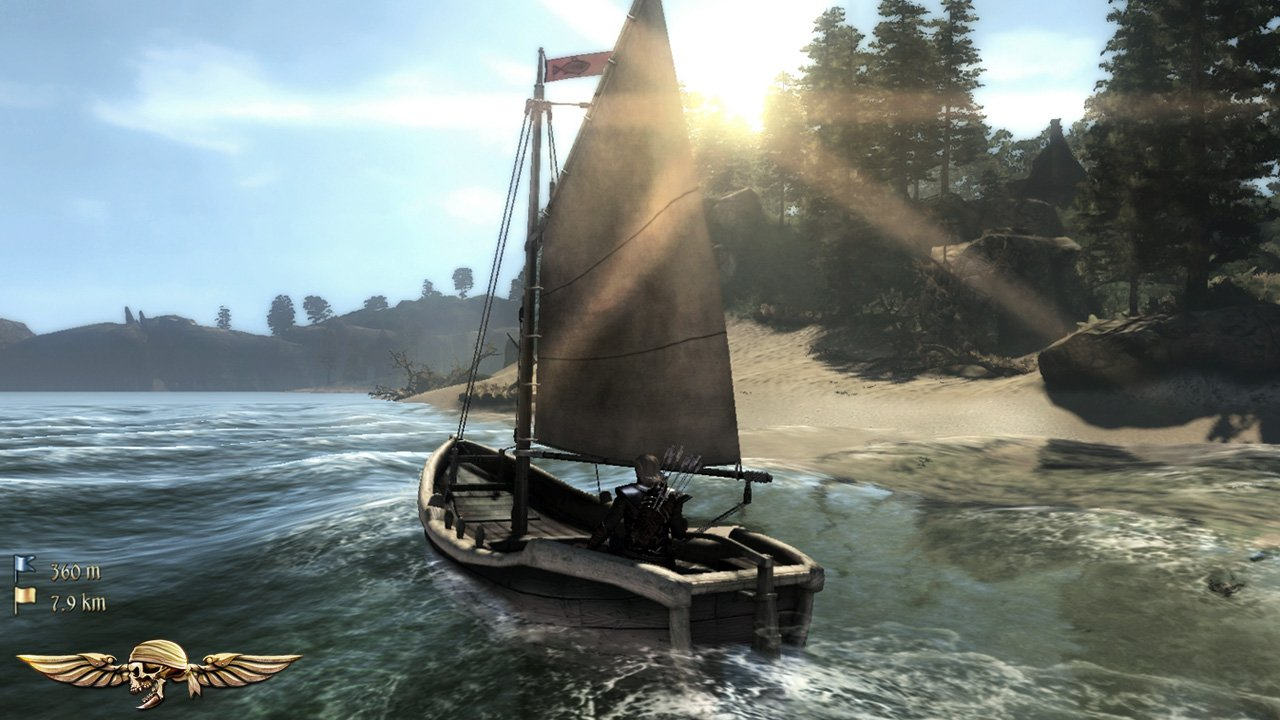 Two Worlds II: Pirates Of The Flying Fortress Screenshots Emerge #18223