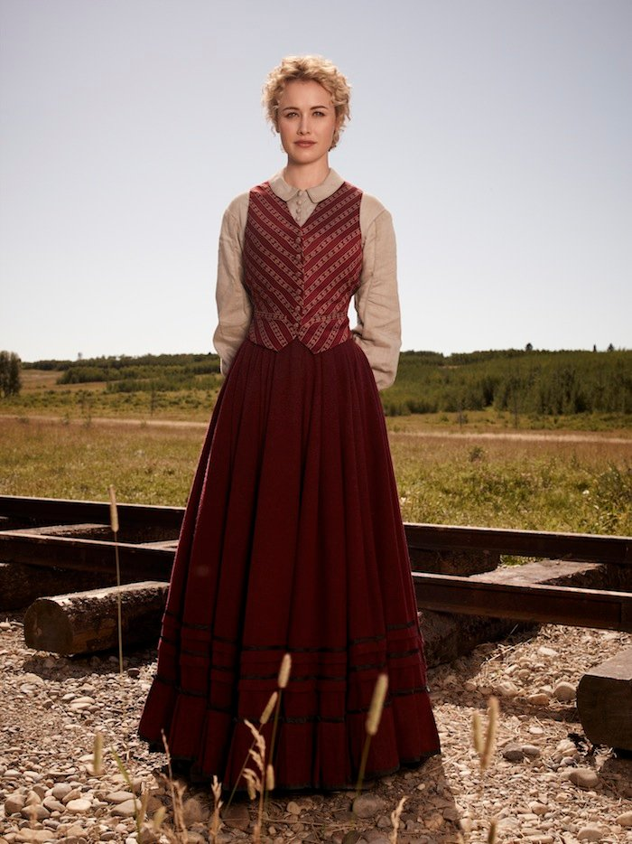 New Hell On Wheels Trailer And Character Photos #19435