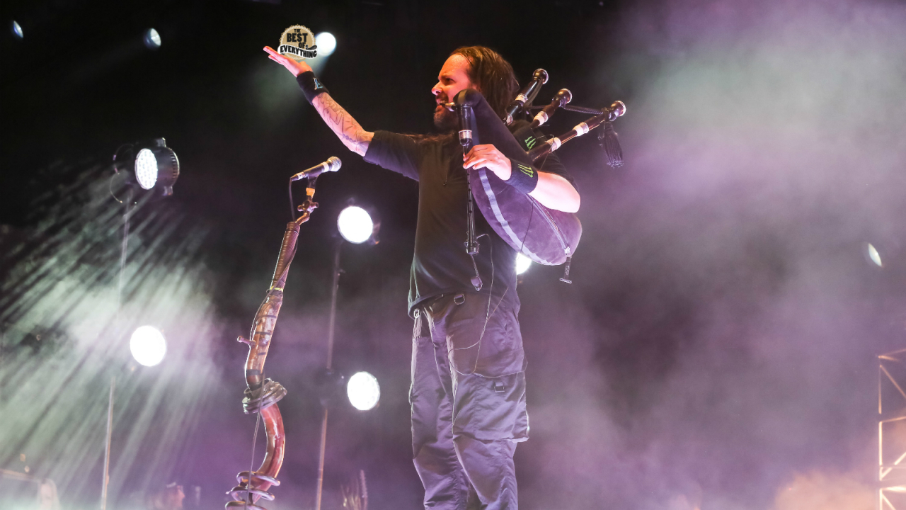 The 10 best uses of bagpipes in rock | Louder