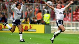 Paul Gascoigne Arsenal 1991