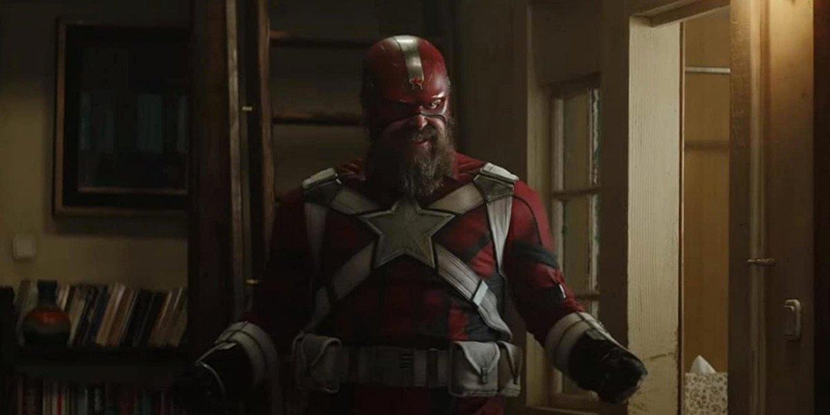 David Harbour as Red Guardian