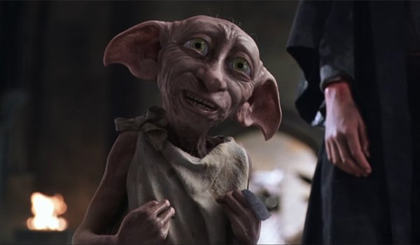 Dobby, a free elf