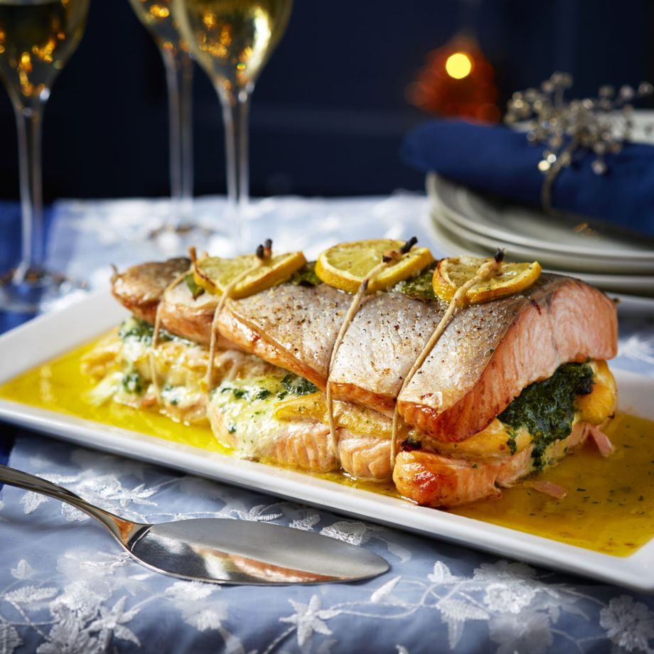How to cook trout for the festive table 33