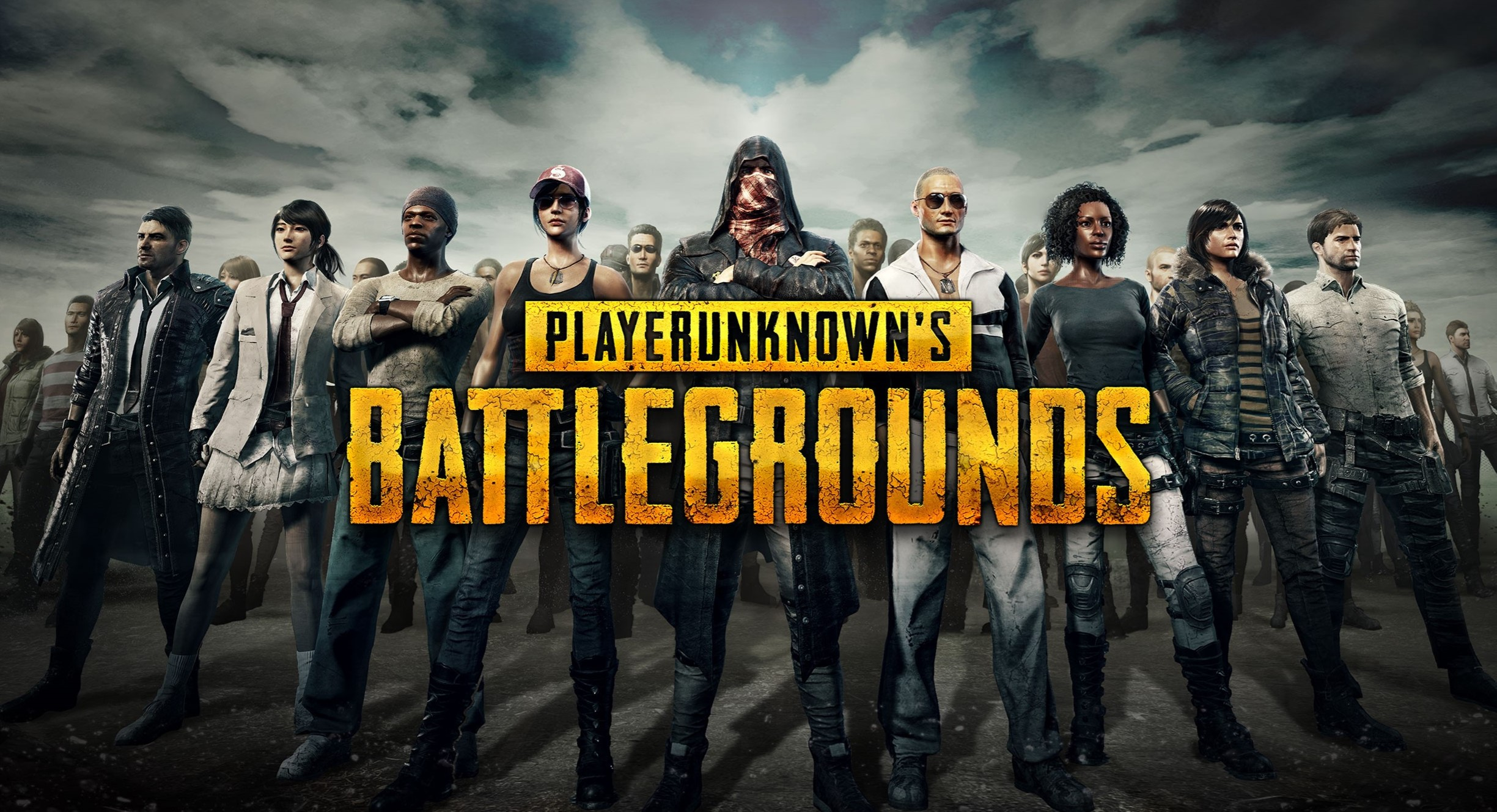 Players Unknown's BattleGrounds