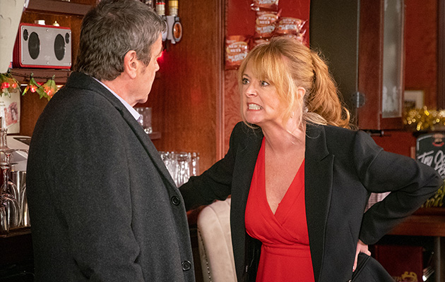Coronation Street spoilers: Jenny Bradley thinks Johnny's up to his old tricks!