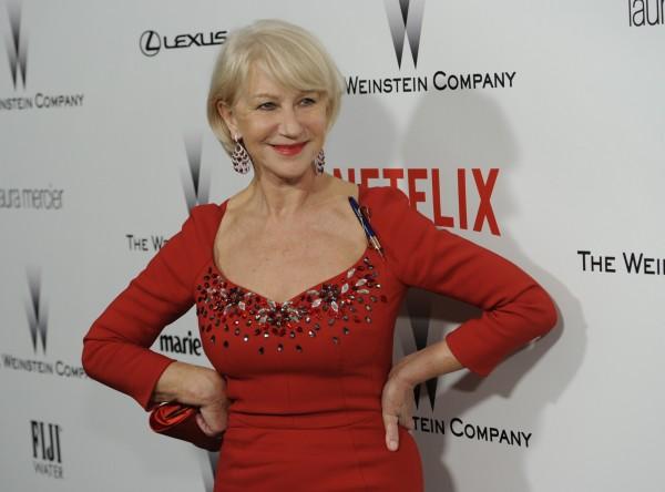 Helen Mirren (Chris Pizzello/Invision)
