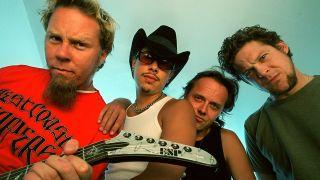 Metallica in 2000
