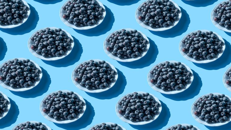 blueberries - superfoods for weight loss
