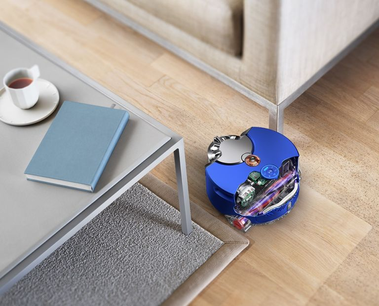 best robot vacuum - Dyson Heurist
