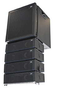VUE Expands al-Class Line Array System with Subwoofer