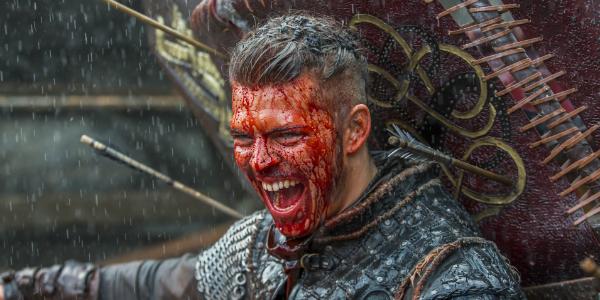 Vikings Ivar the Boneless Alex Høgh Andersen History