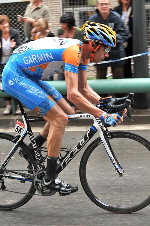David Millar solo, Tour de France 2009, stage 6