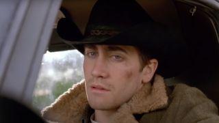 Jake Gyllenhaal as Jack Twist in Brokeback Mountain screenshot