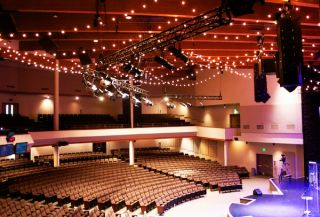 Seattle's City Church Installs KV2 VHD Loudspeaker System