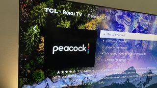 Peacock on Roku