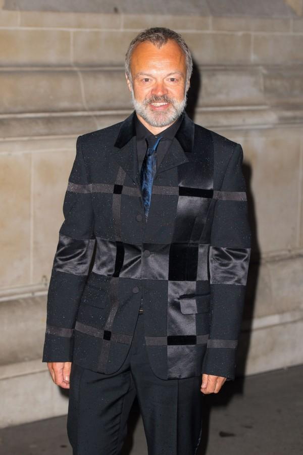 Graham Norton has a new beard (Dominic Lipinski/PA)