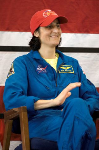 NASA Astronaut Readapts to Life on Earth