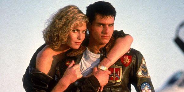 Tom Cruise in the original Top Gun