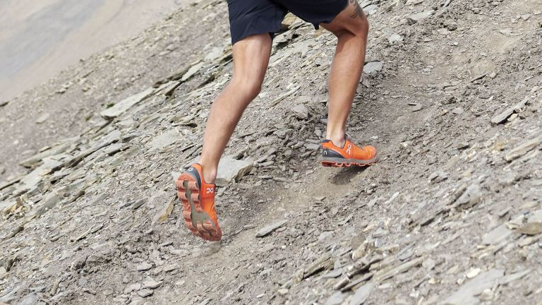 on running shoes trail running outdoors
