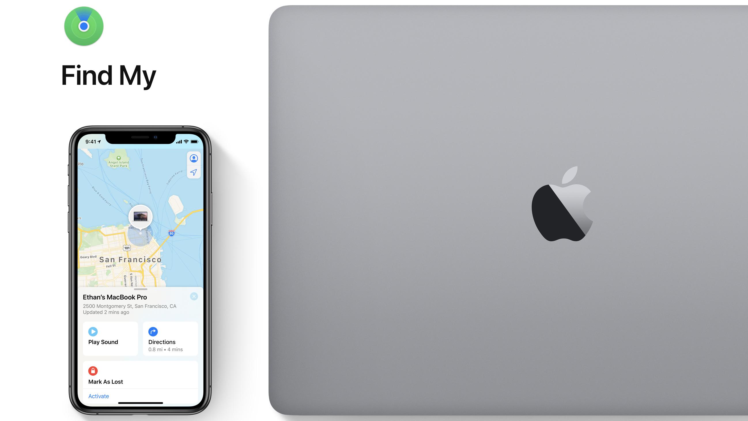 iOS 13 Find My app