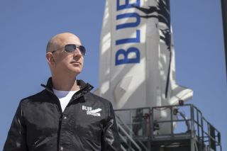 Amazon, founded by billionaire Jeff Bezos, who also founded the spaceflight company Blue Origin, is getting into the internet satellite business.