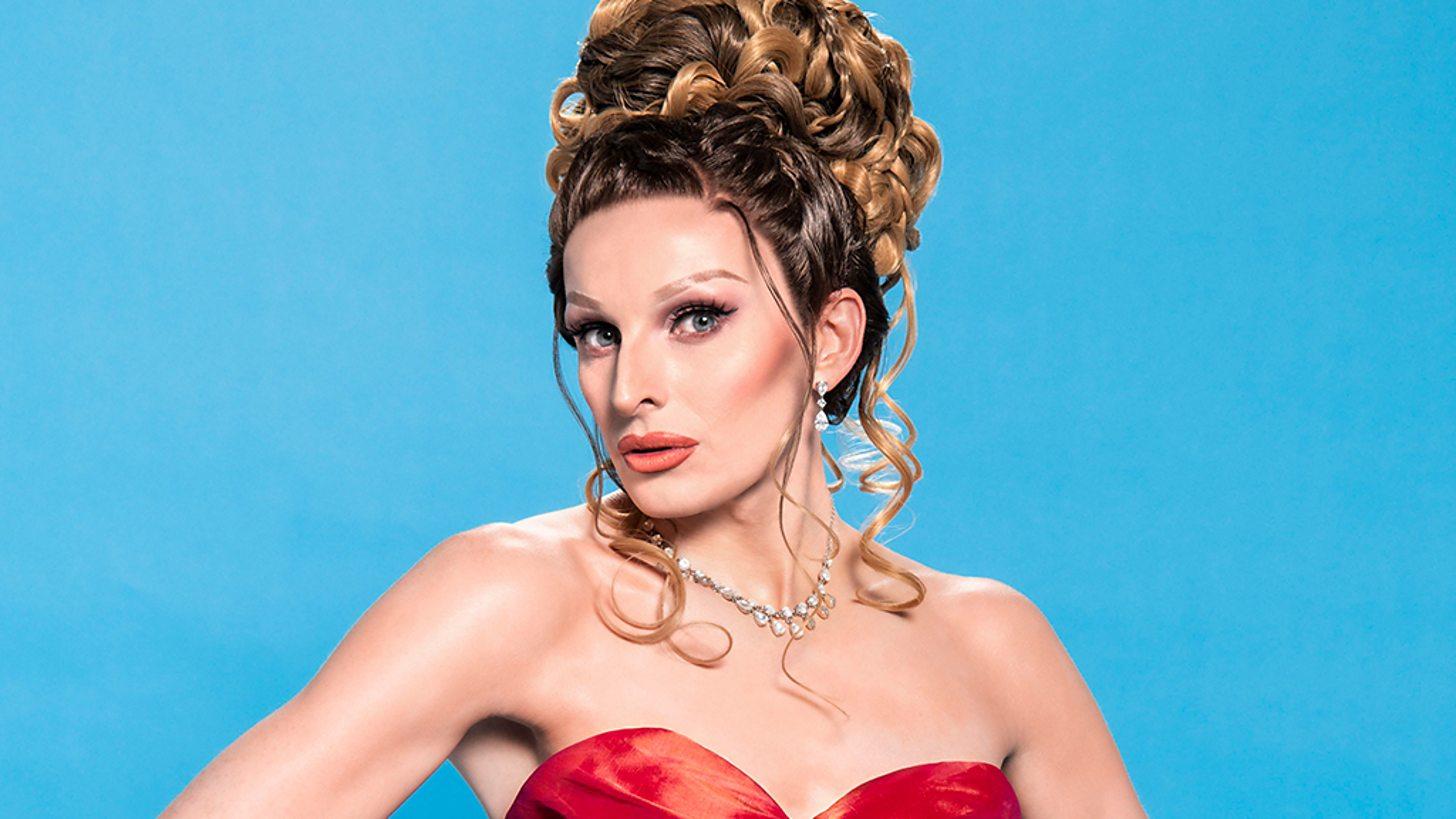 RuPaul's Drag Race UK Season 3 contestant Veronica Green