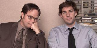 the office dwight jim
