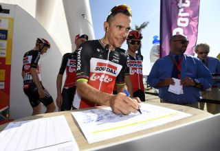 Volta ao Algarve 2020 - 66th Edition - 1st stage Portimao - Lagos 195,6 km - 19/02/2020 - Philippe Gilbert (BEL - Lotto Soudal) - photo Nico Vereecken/PN/BettiniPhoto©2020