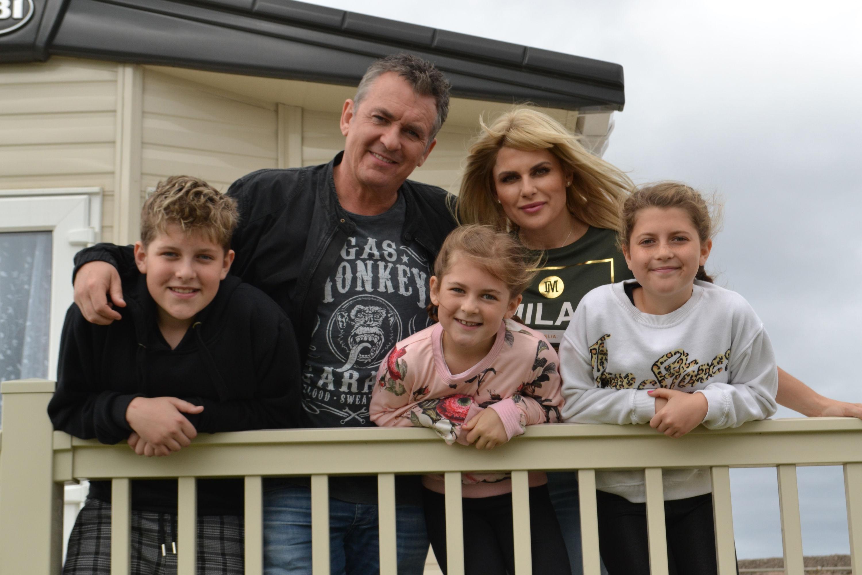 shane richie family