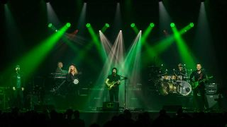 Steve Hackett onstage