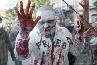 zombies, fear