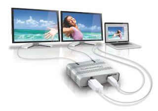 Matrox DualHead2Go External Multi-Display Adapter