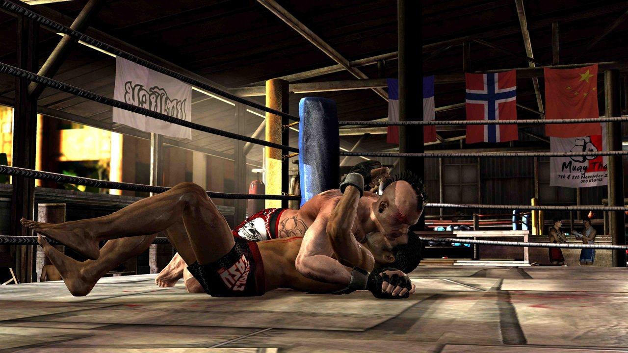 Supremacy MMA Takedown And Submission Screenshots Released #18585