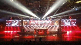 XL Events Supplies Projection for Autosport Live