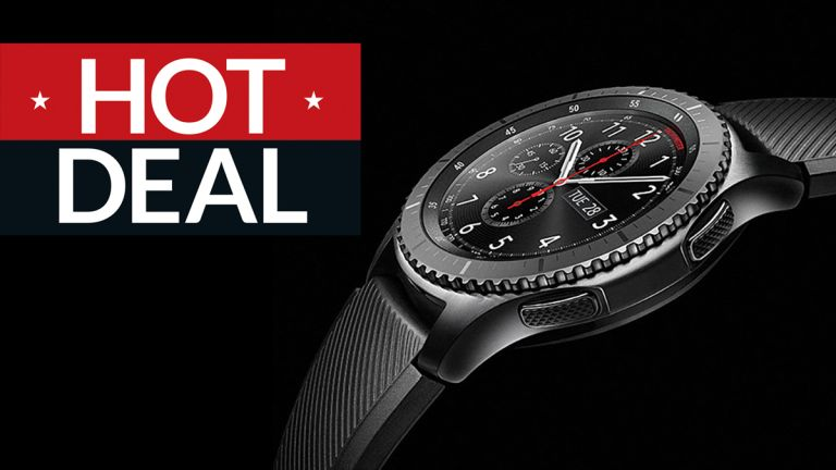 Samsung Gear S3 Frontier Black Friday