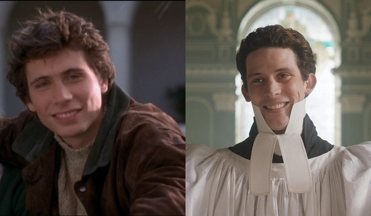 Jeremy Sisto as Elton in Clueless and Josh O'Connor in Emma