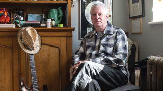 Paul Conroy at home