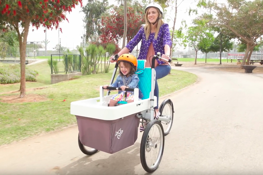 Thumbnail Credit (cyclingweekly.co.uk): Taga 2.0 cargo bike is designed to carry your kids as well as your shopping